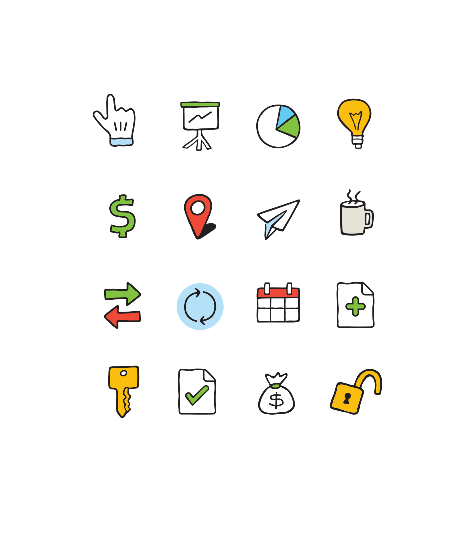 Viewpost-Icons