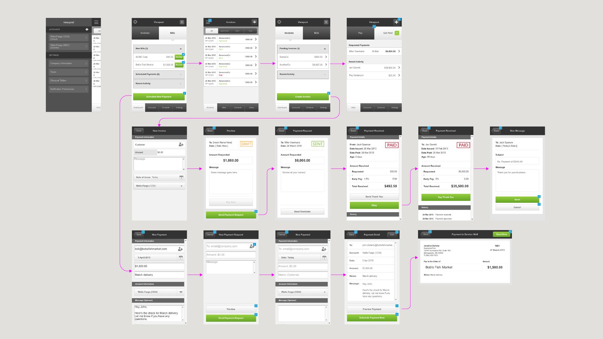Viewpost-UX-App